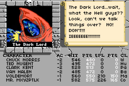 bard's tale cheat