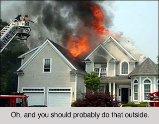 houseburn