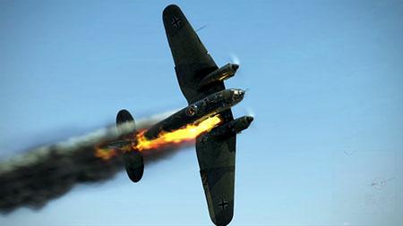 planefire