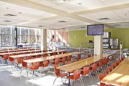 cafeteria